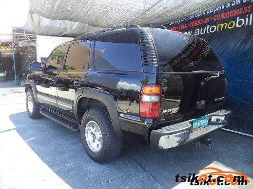 Chevrolet Tahoe 2002 - 6