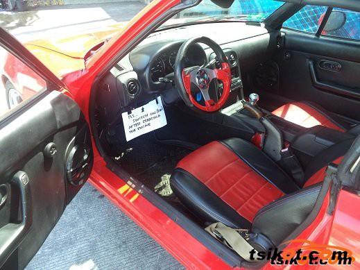 Mazda Mx-3 1991 - 3