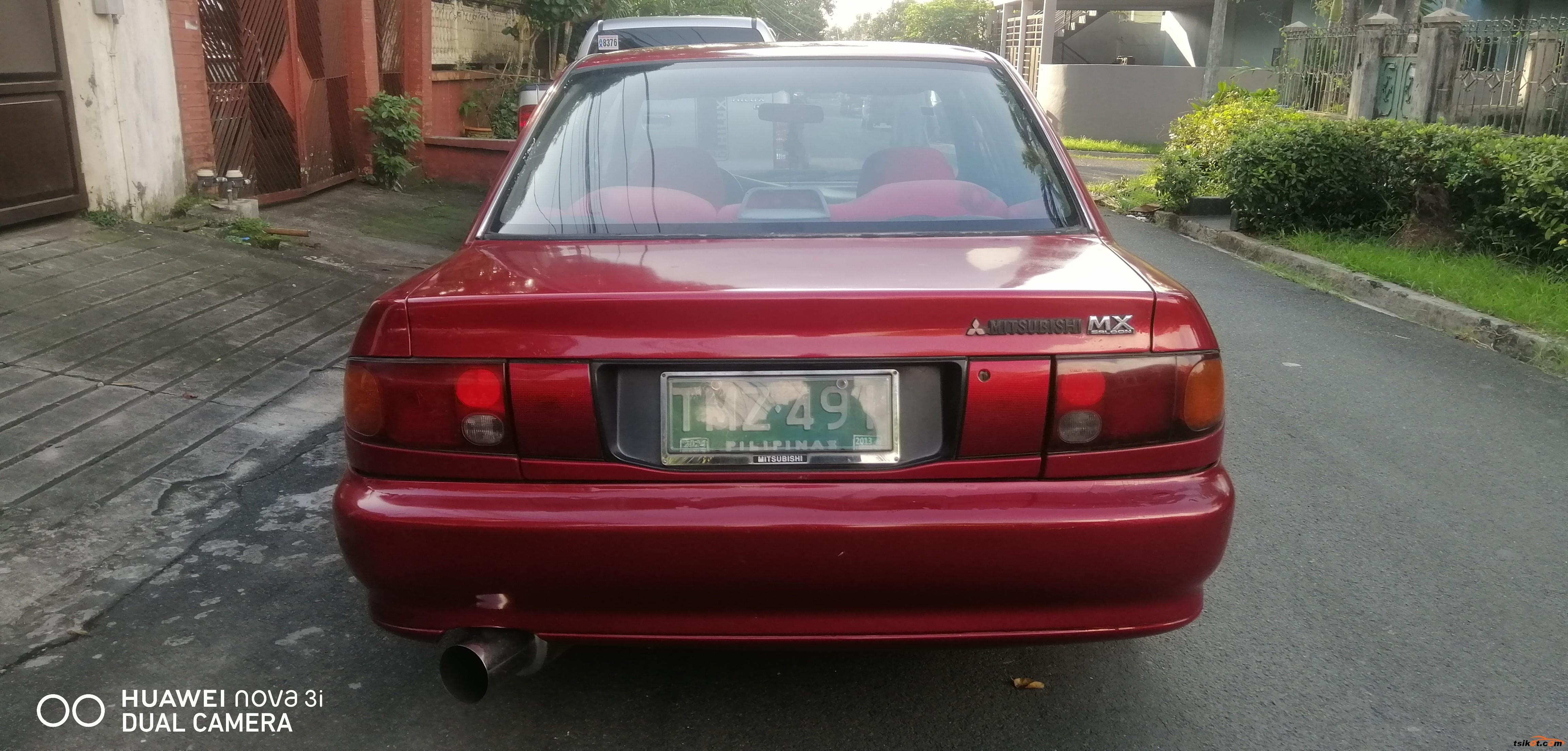 Mitsubishi Lancer 1993 - 1