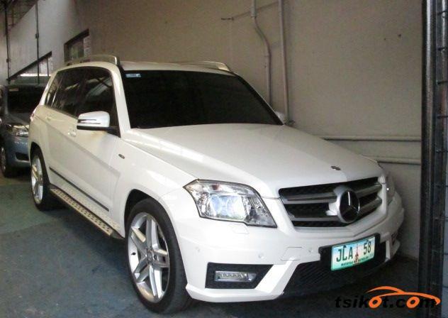 Mercedes-Benz Glk 2012 - 1