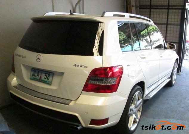 Mercedes-Benz Glk 2012 - 2