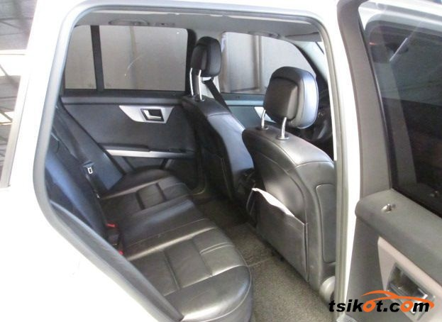Mercedes-Benz Glk 2012 - 3