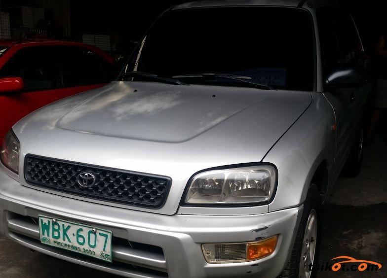 Toyota Rav4 1997 - 1