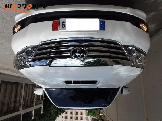 Toyota Fortuner 2014 - 9