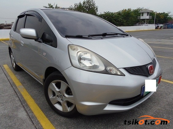 Honda Jazz 2009 - 3