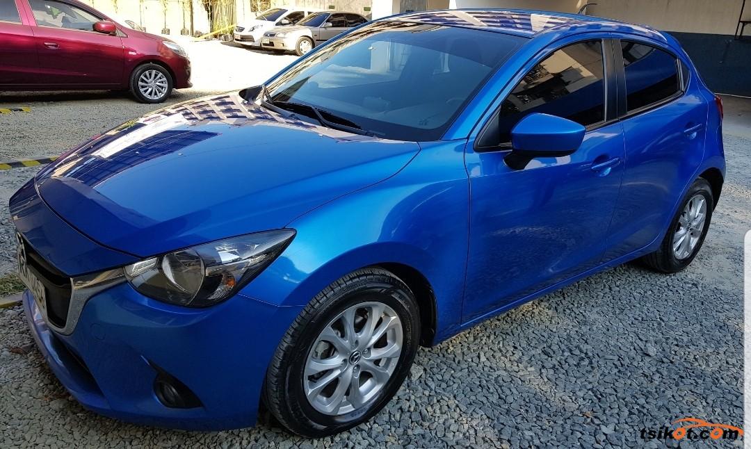 Mazda 2 2016 - 1