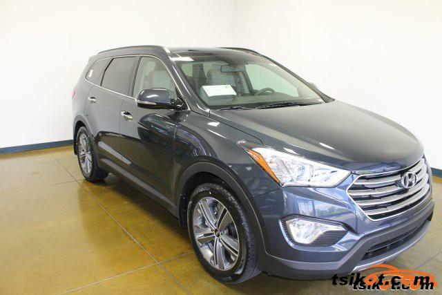 Hyundai Santa Fe 2015 - 6
