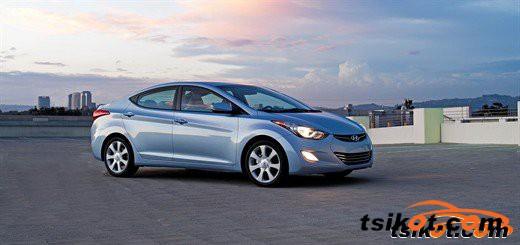 Hyundai Elantra 2015 - 2