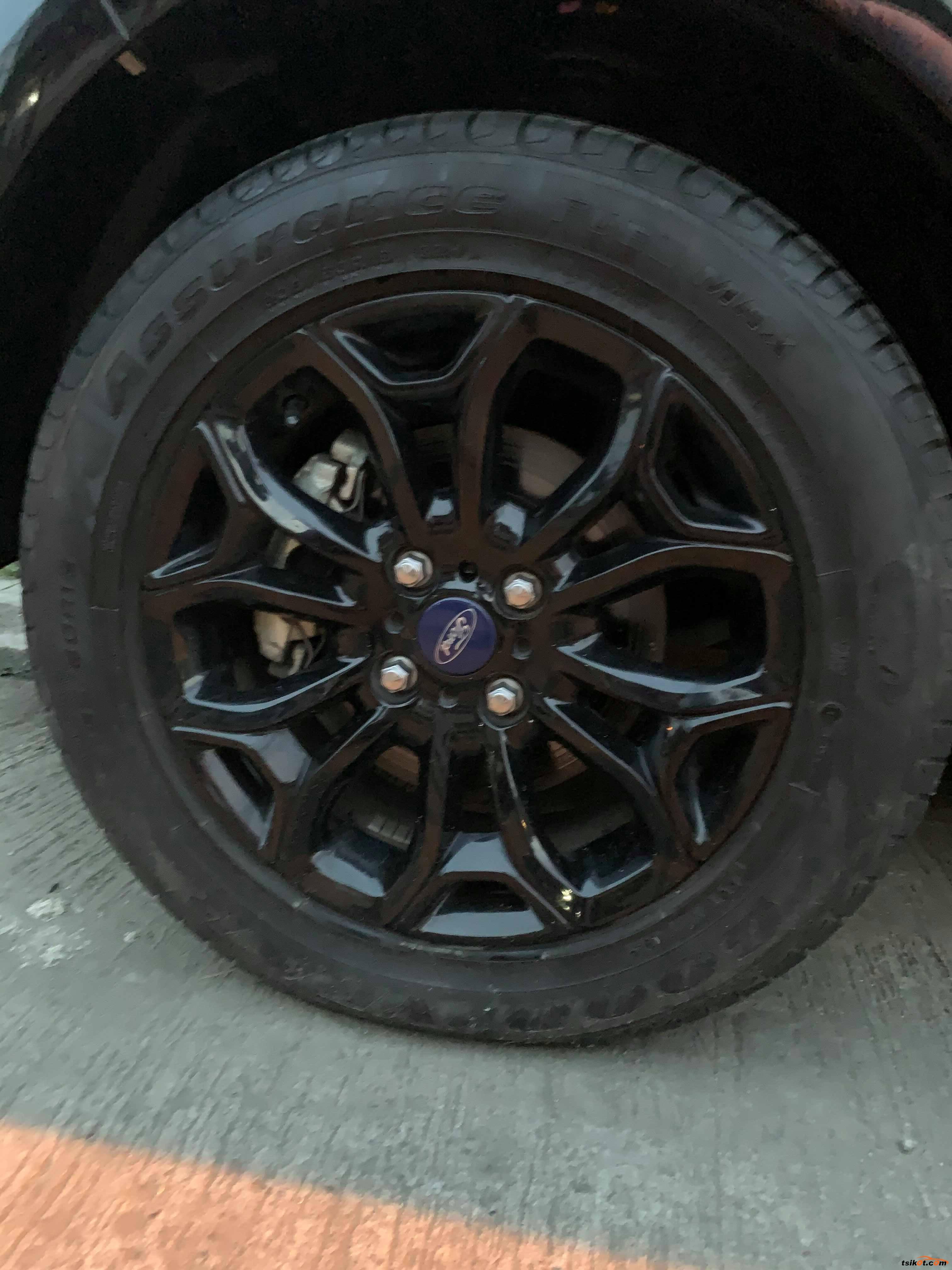 Ford Ecosport 2017 - 9
