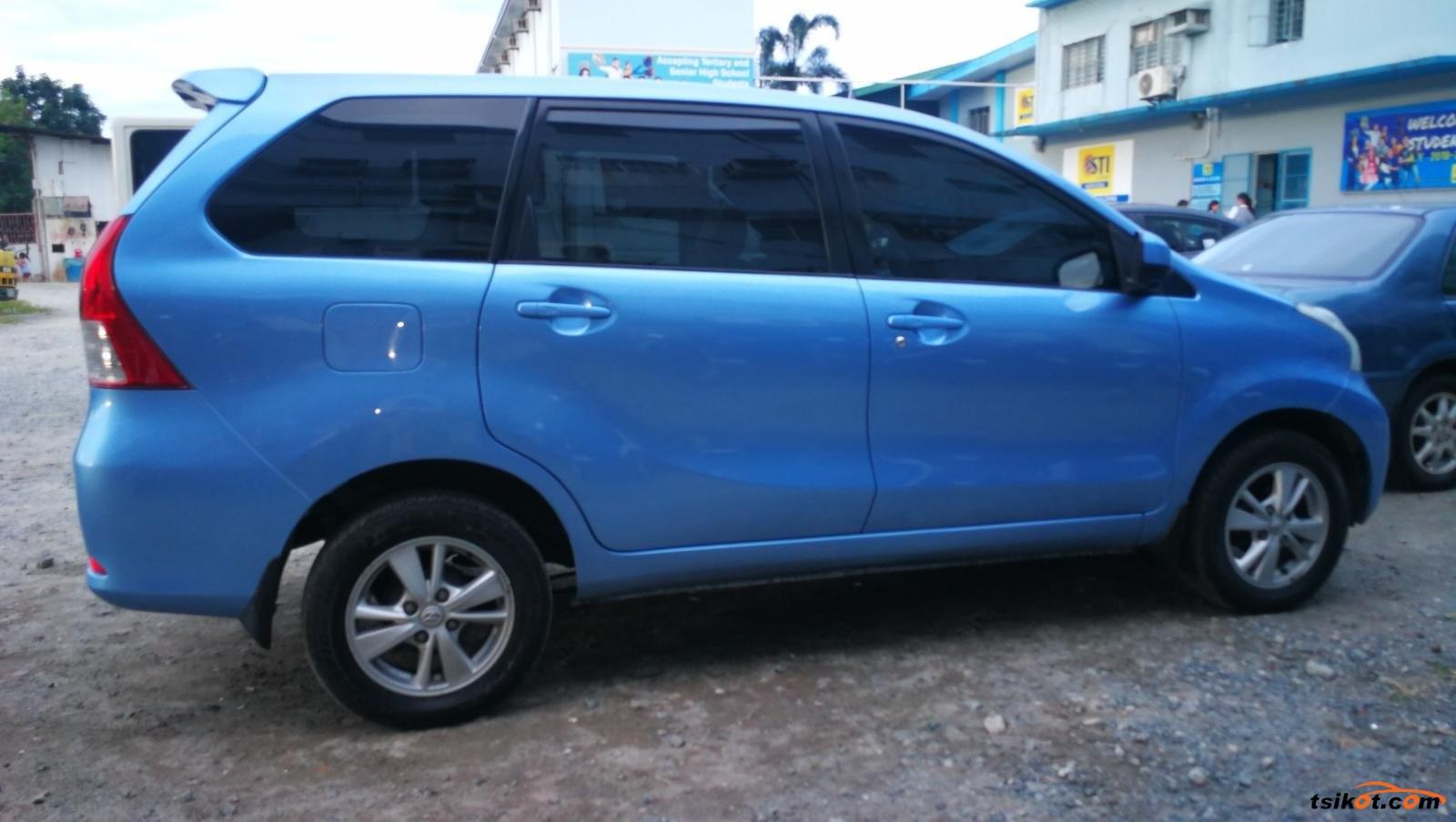 Toyota Avanza 2014 - 4