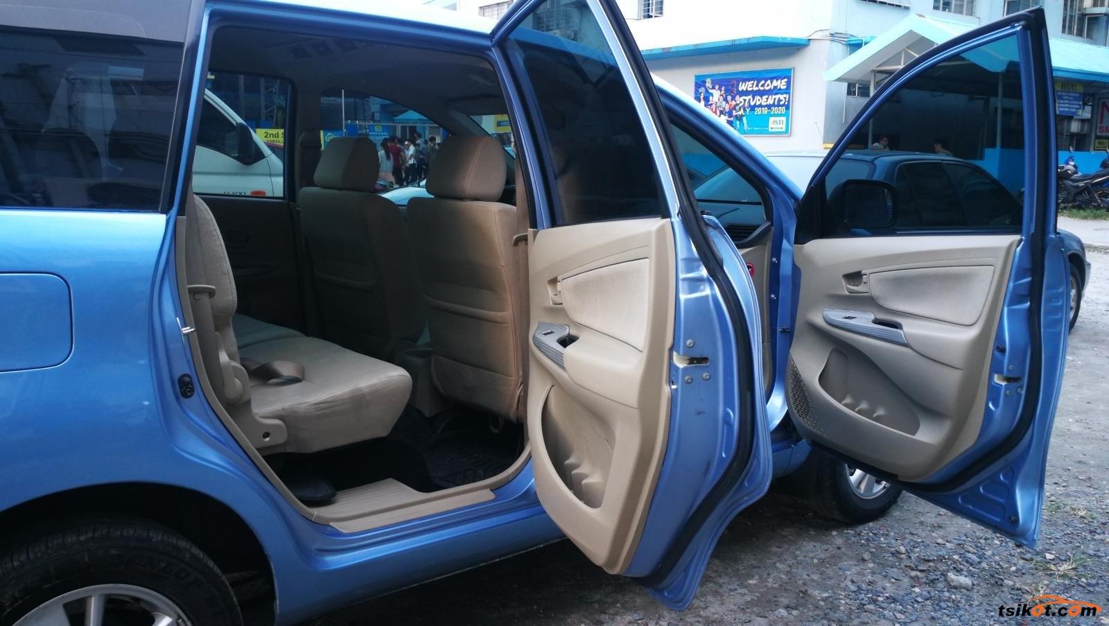 Toyota Avanza 2014 - 5
