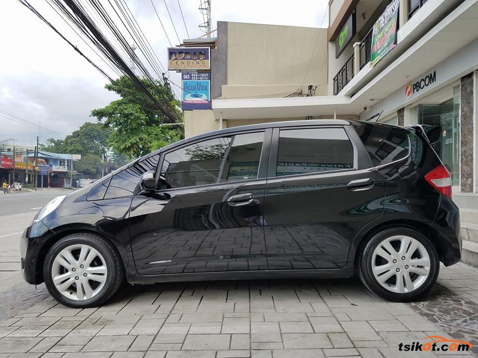 Honda Jazz 2012 - 8