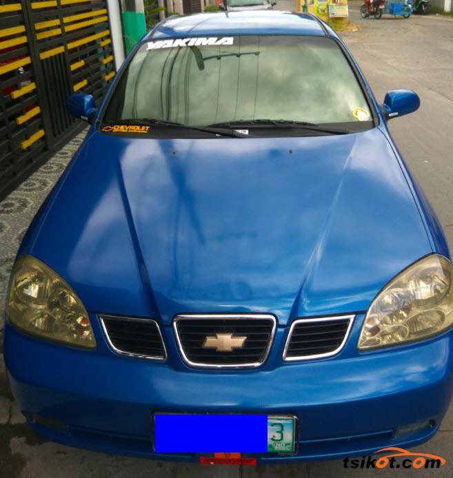Chevrolet Optra 2004 - 3