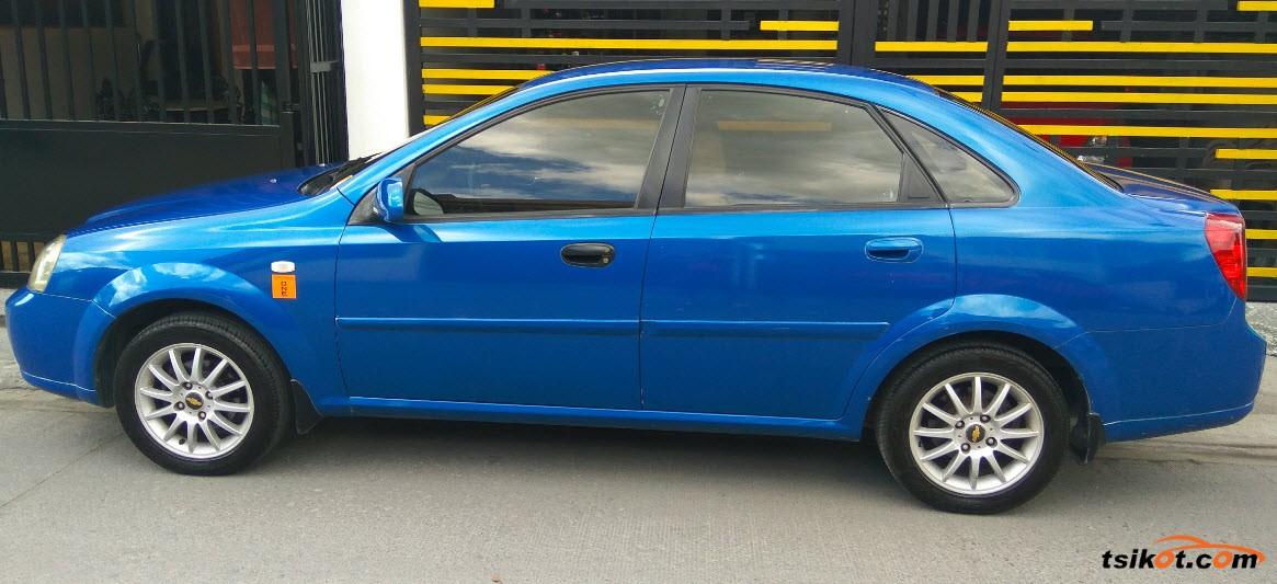 Chevrolet Optra 2004 - 5