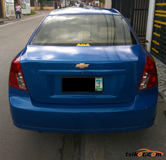 Chevrolet Optra 2004 - 6