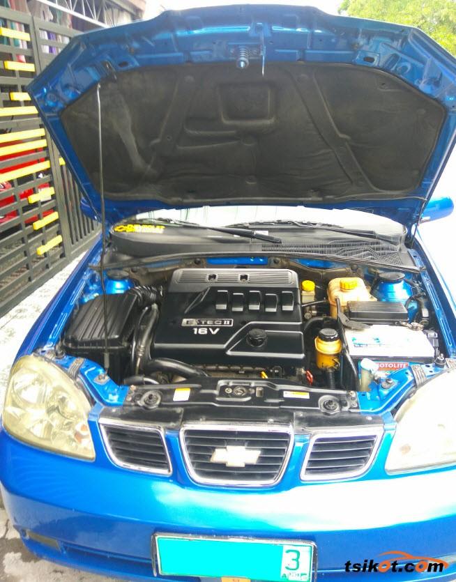 Chevrolet Optra 2004 - 8