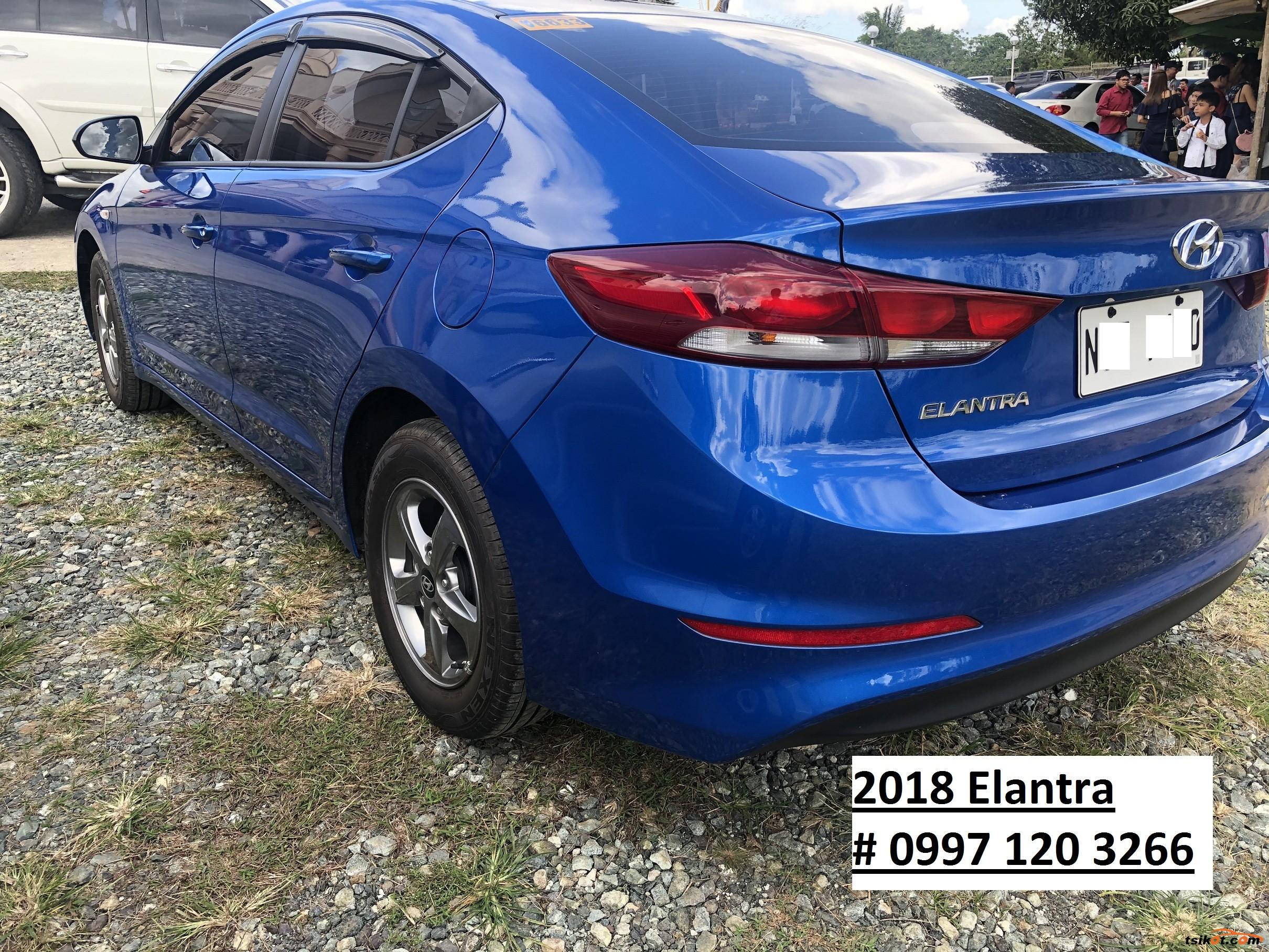 Hyundai Elantra 2018 - 3
