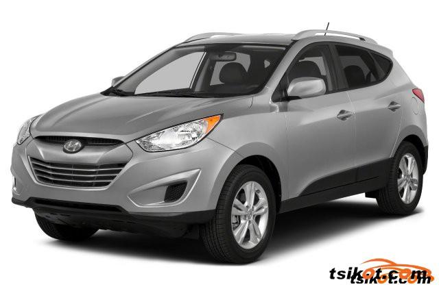 Hyundai Tucson 2015 - 1