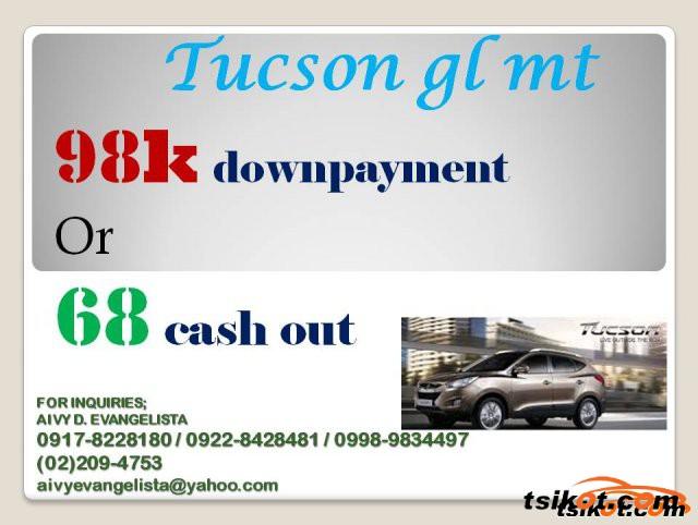 Hyundai Tucson 2014 - 1