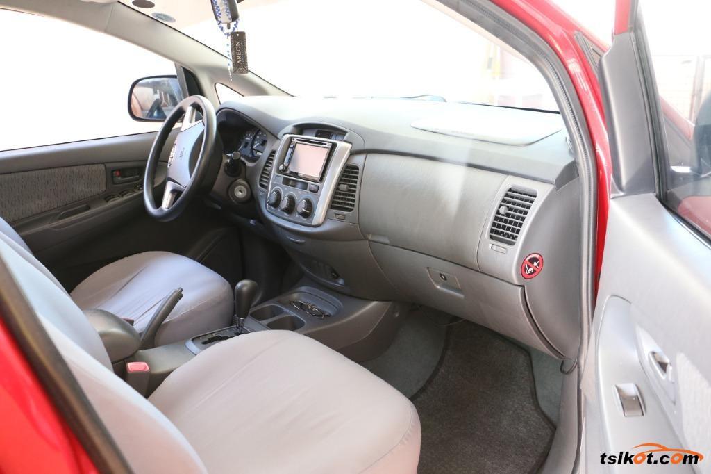Toyota Innova 2014 - 8