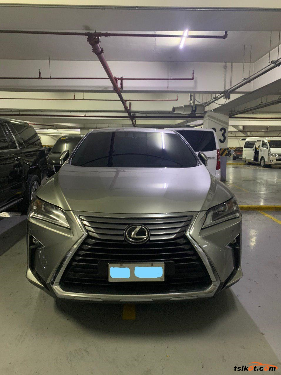 Lexus Rx 2017 - 1