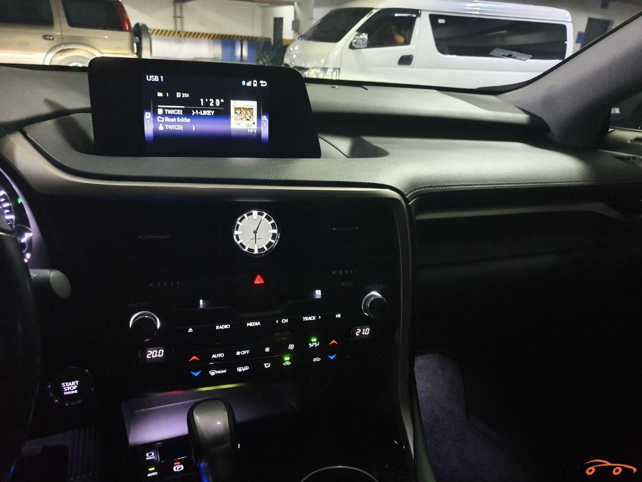 Lexus Rx 2017 - 3