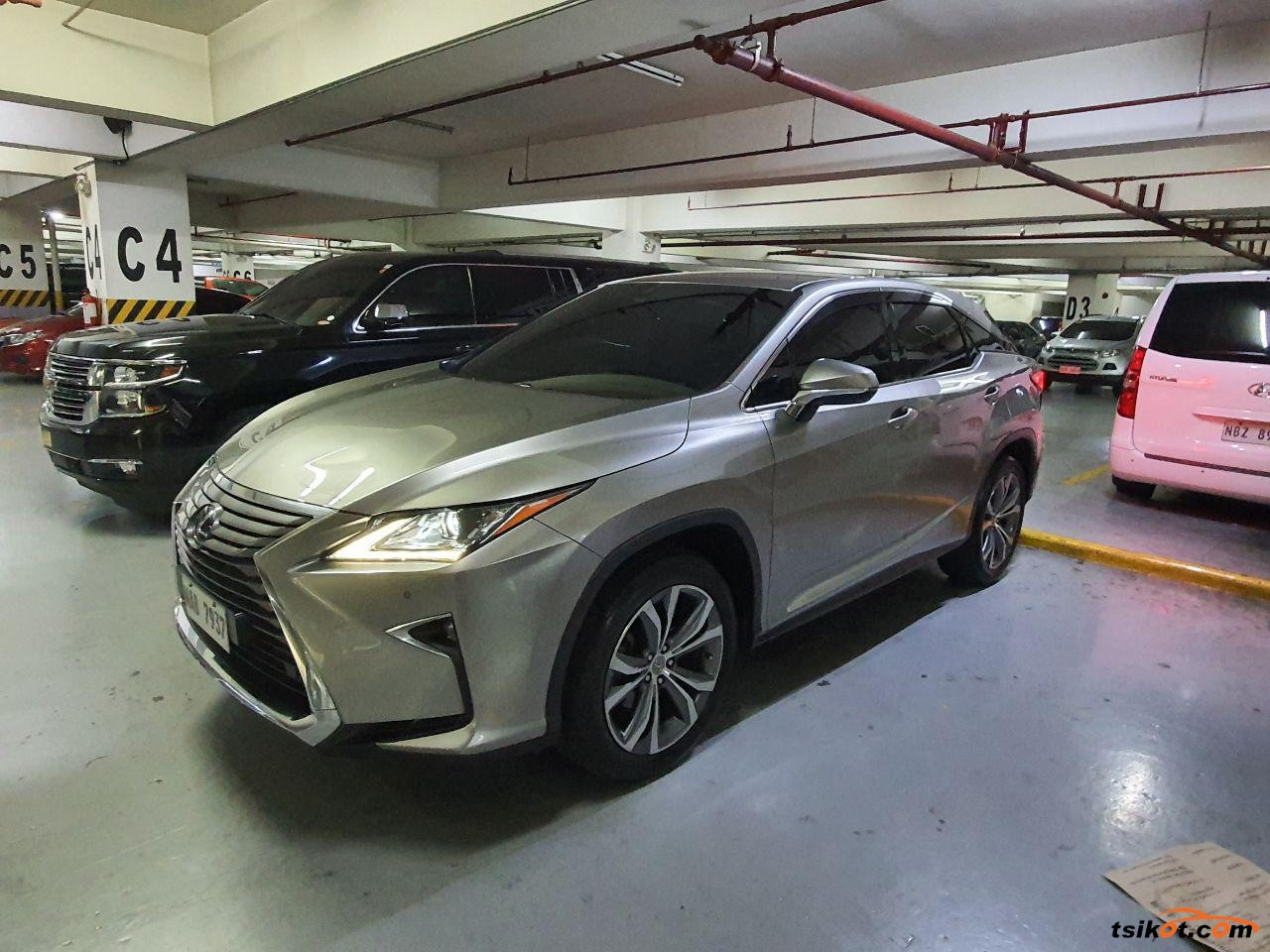 Lexus Rx 2017 - 5