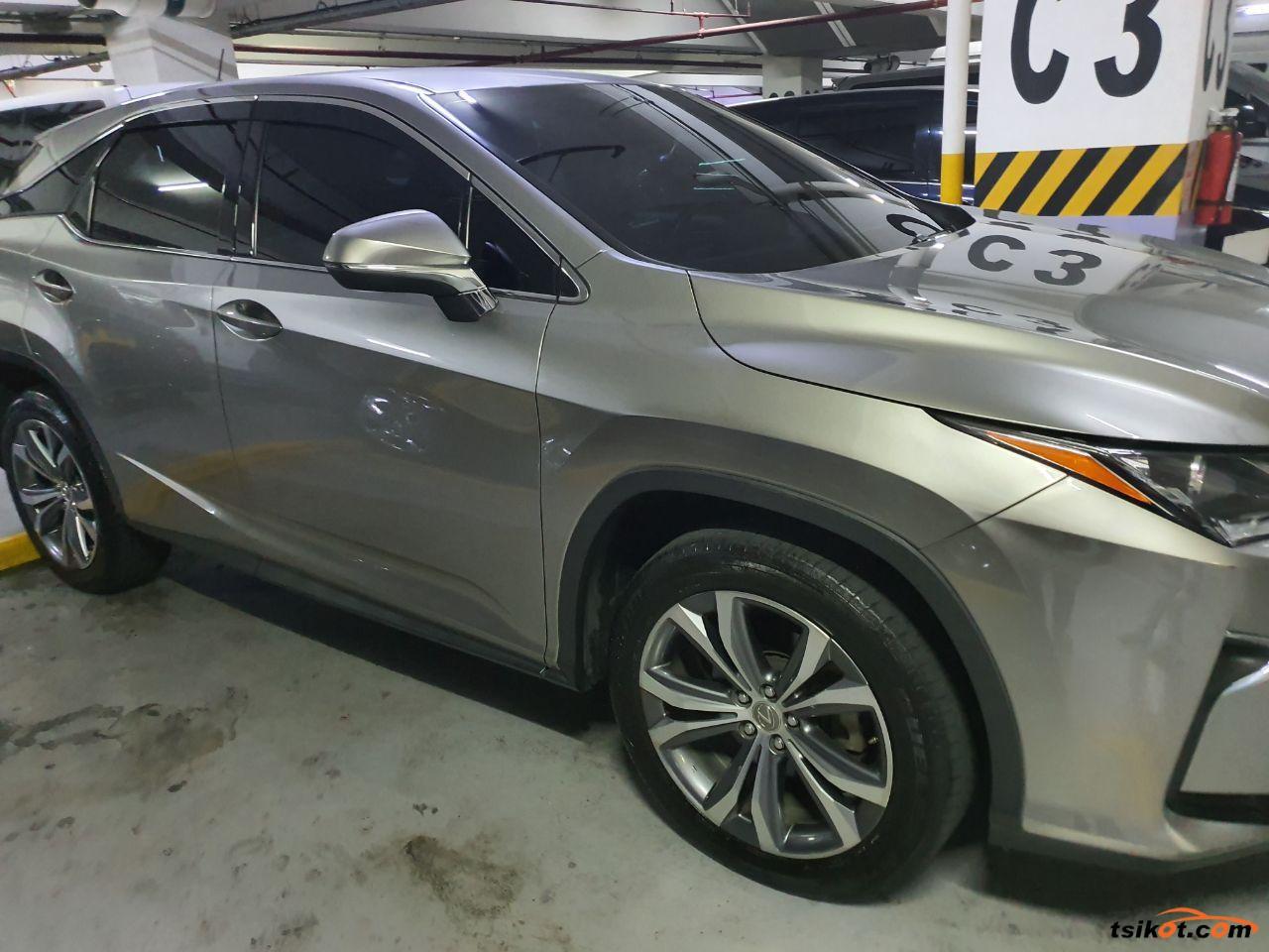 Lexus Rx 2017 - 6