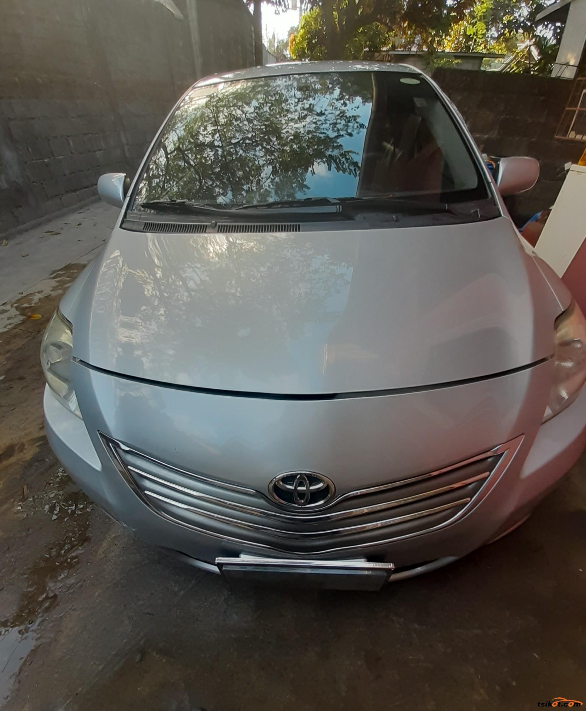 Toyota Vios 2012 - 1