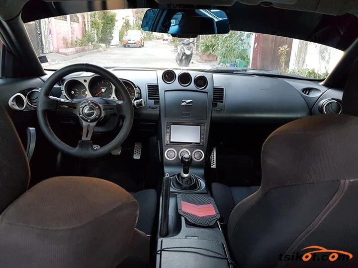 Nissan 350Z 2004 - 3