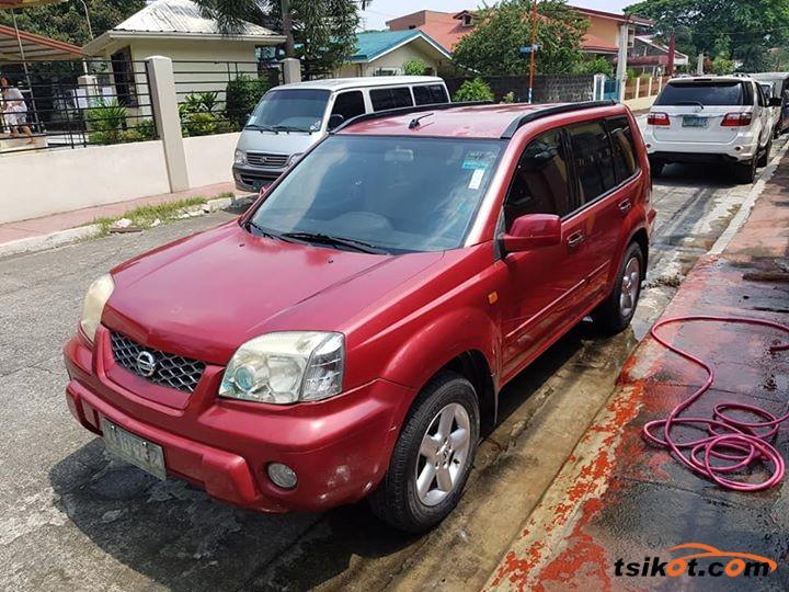 Nissan X-Trail 2004 - 1
