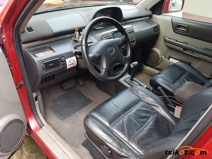Nissan X-Trail 2004 - 3