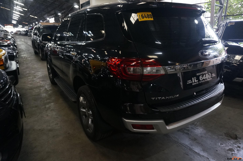Ford Everest 2016 - 6