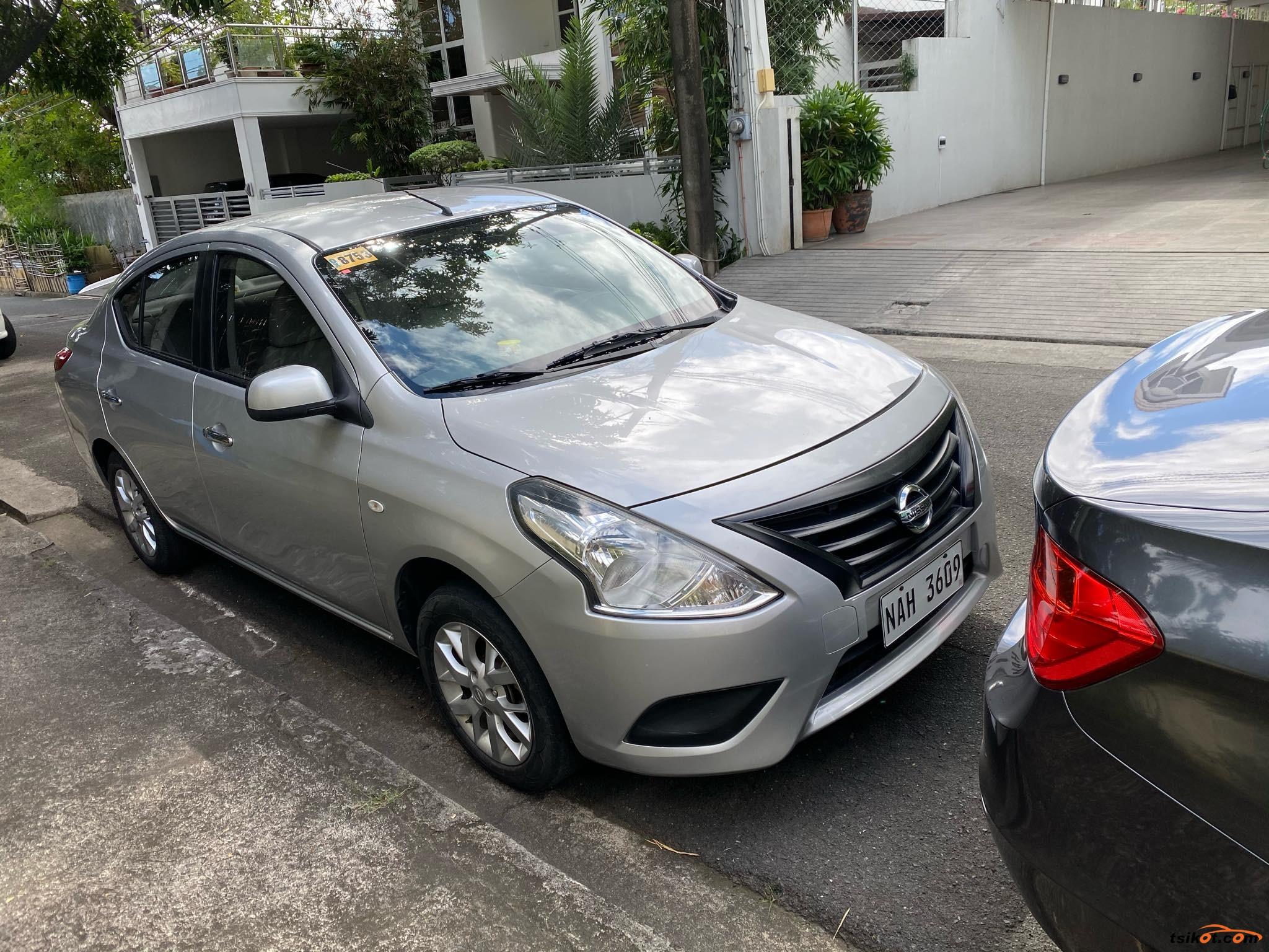 Nissan Almera 2017 - 10