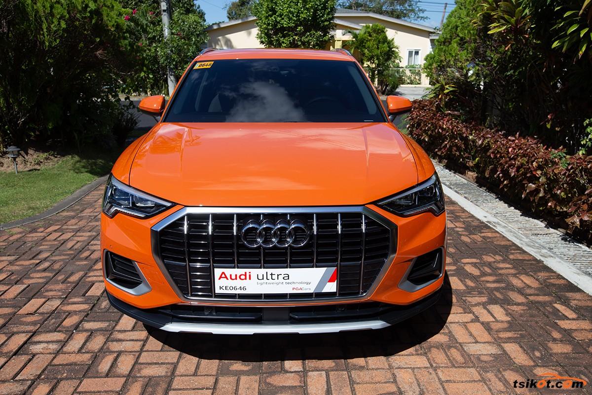 Audi Q3 2018 - 2