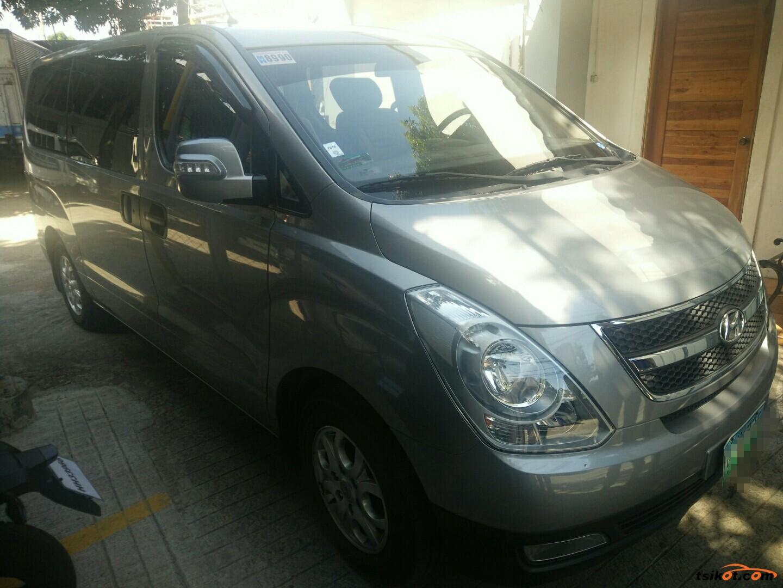 Hyundai Starex 2012 - 8