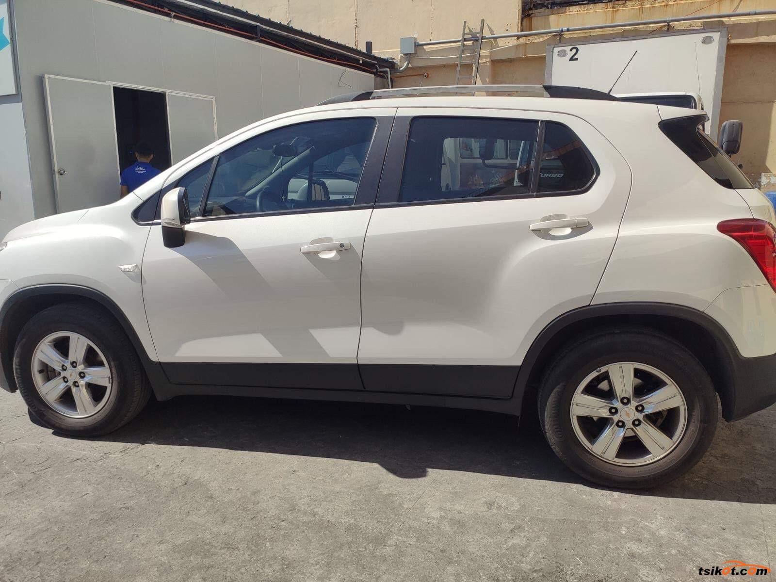 Chevrolet Trax 2017 - 6