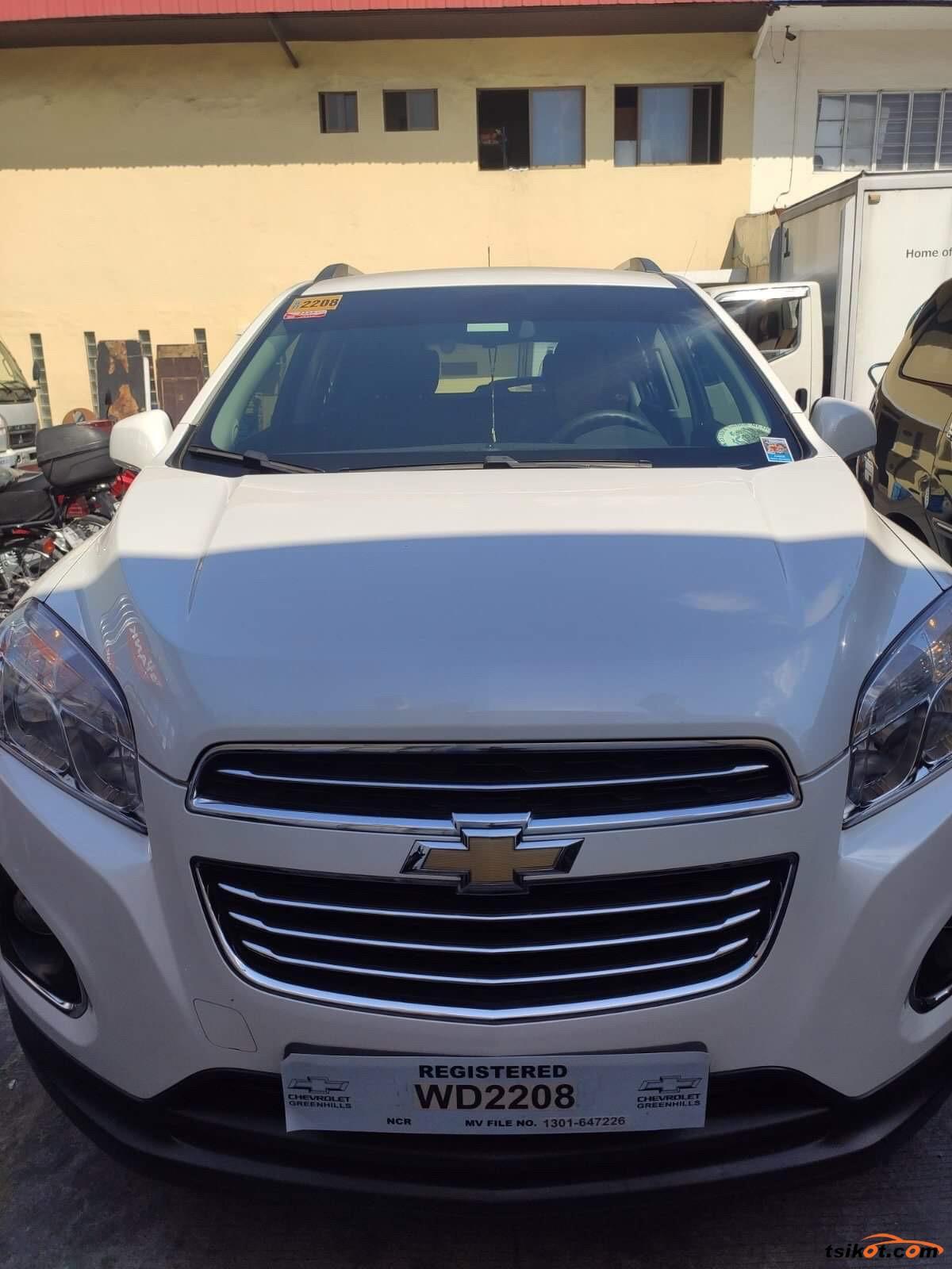 Chevrolet Trax 2017 - 7