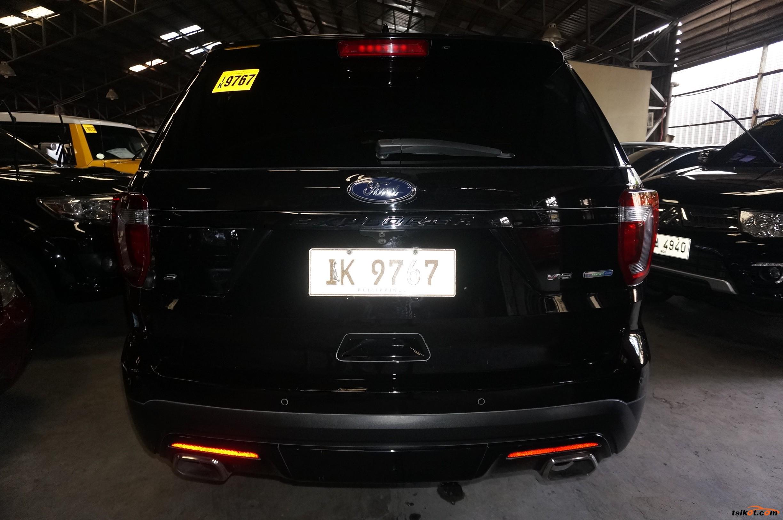 Ford Explorer 2016 - 4