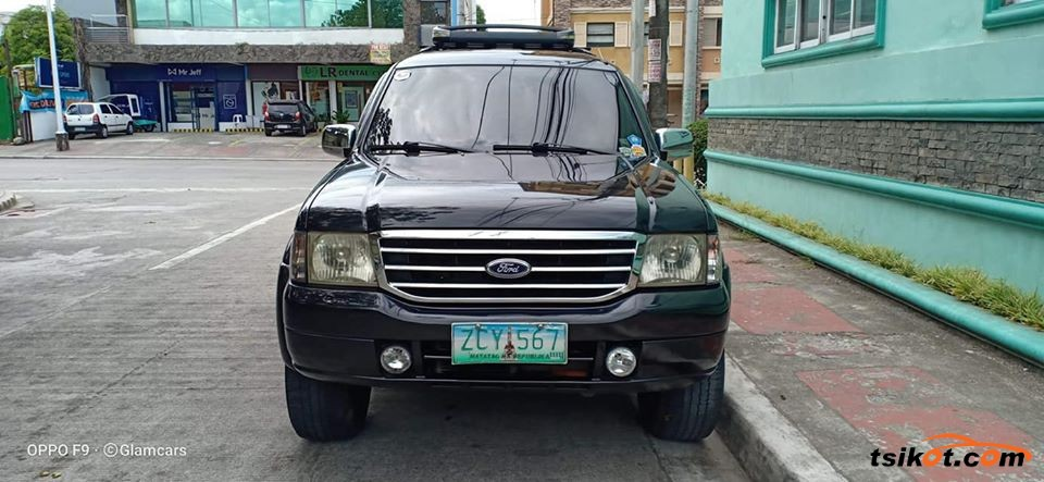 Ford Everest 2006 - 5