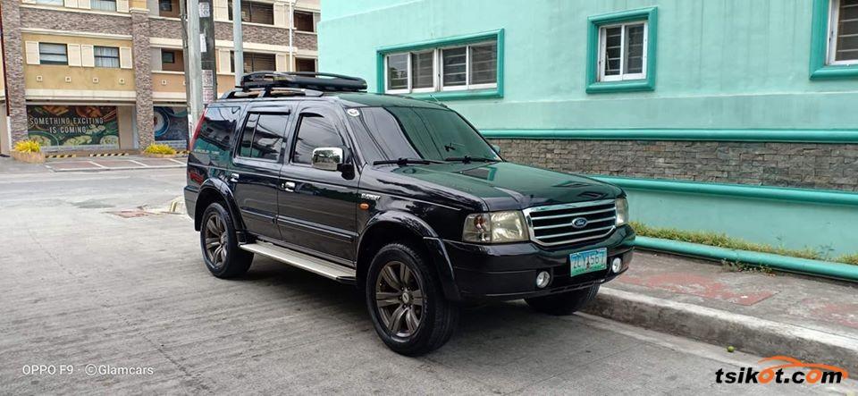 Ford Everest 2006 - 7