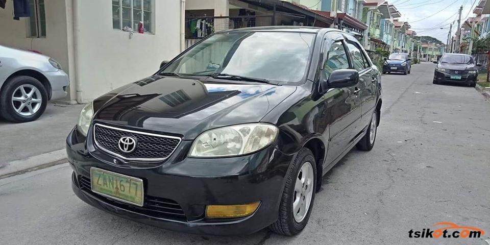 Toyota Vios 2005 - 7