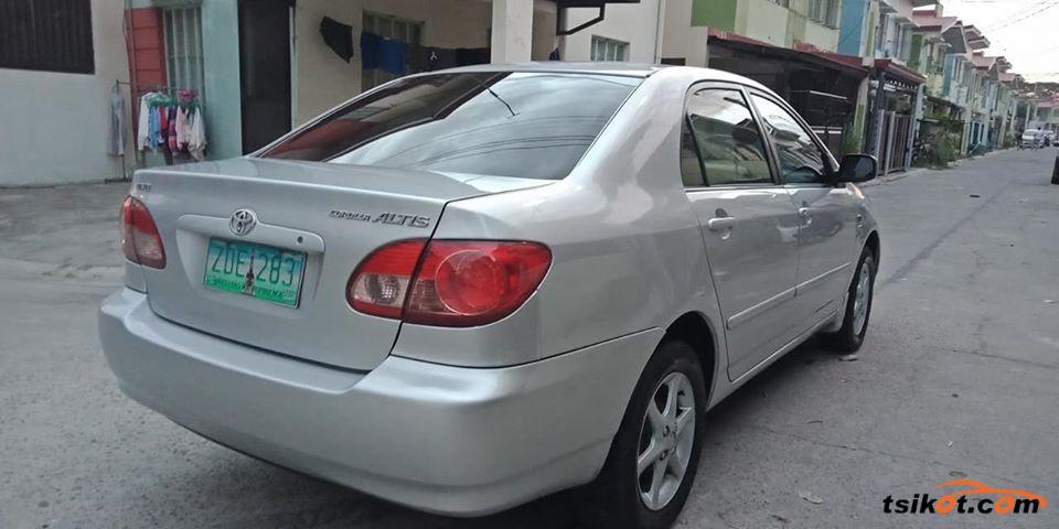 Toyota Corolla 2006 - 6