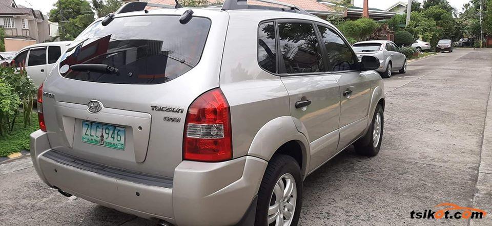 Hyundai Tucson 2007 - 7