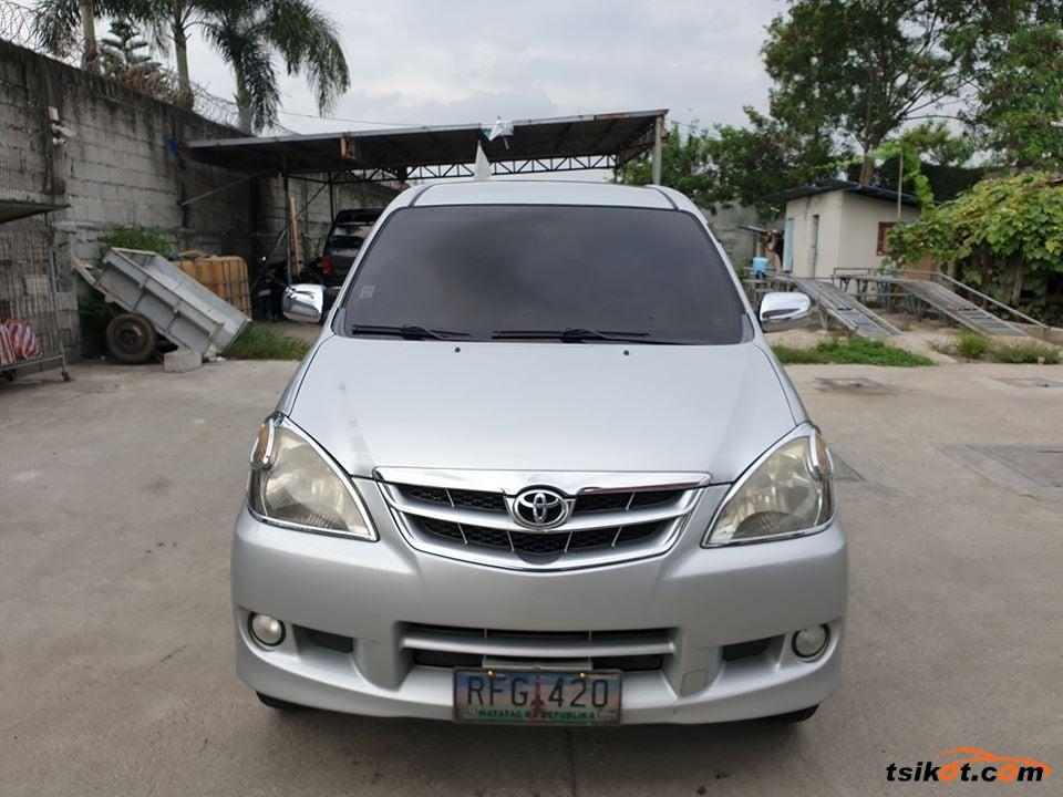 Toyota Avanza 2007 - 1