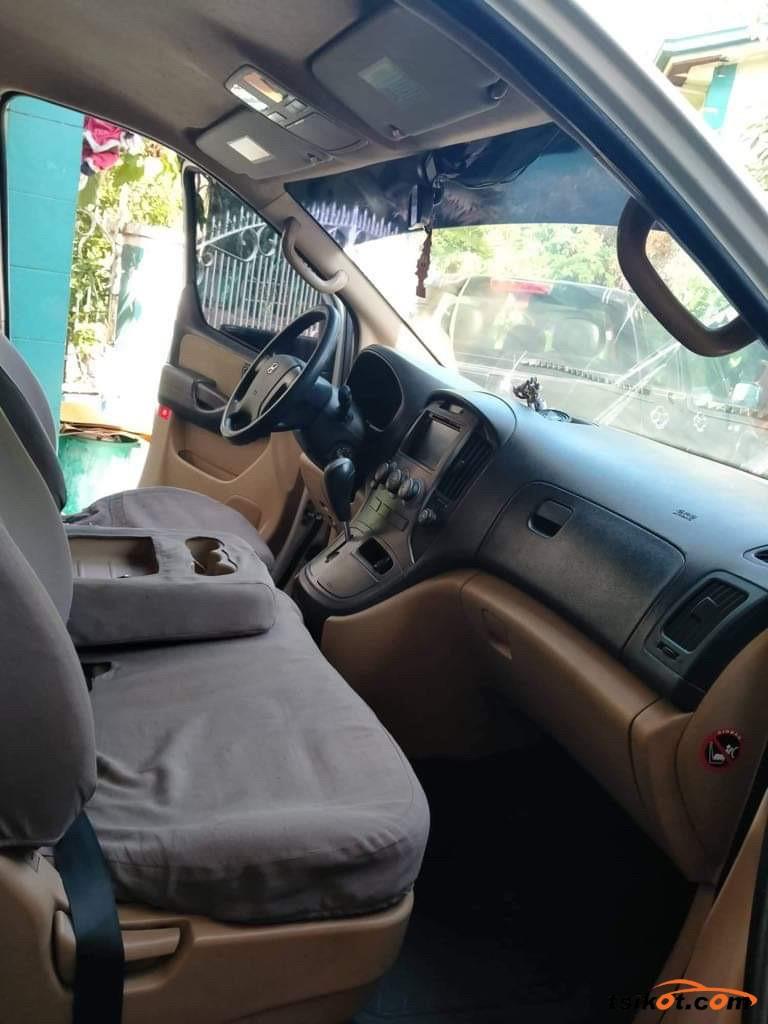 Hyundai G.starex 2012 - 8