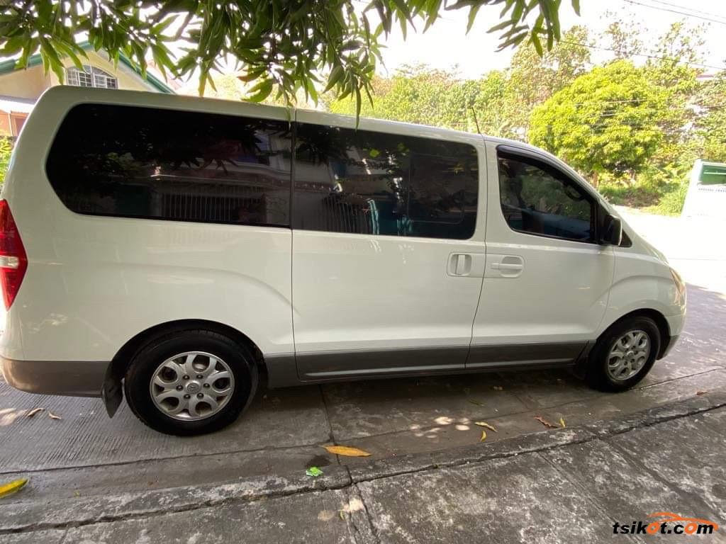 Hyundai G.starex 2012 - 3