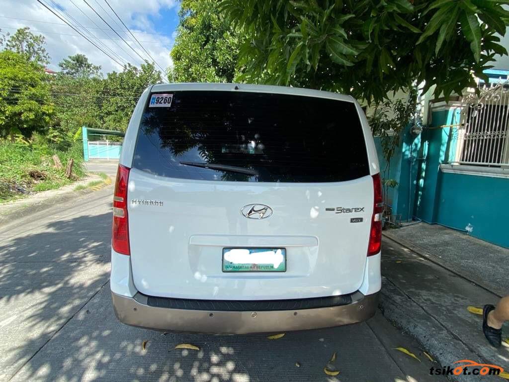 Hyundai G.starex 2012 - 5
