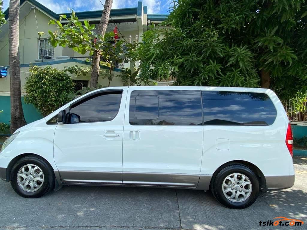 Hyundai G.starex 2012 - 1