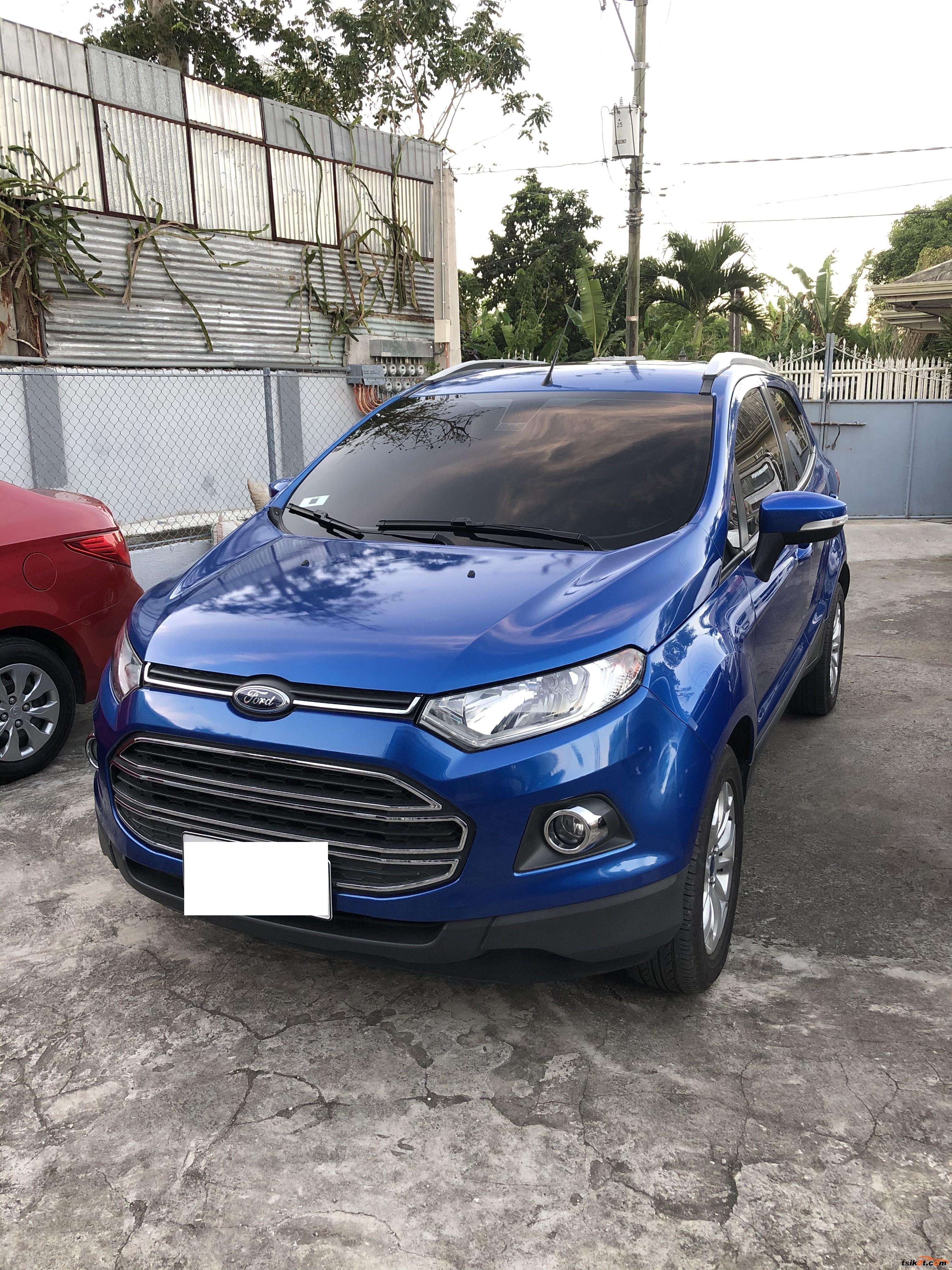 Ford Ecosport 2017 - 1